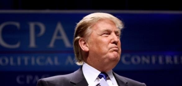 Donald Trump the POTUS via Flickr