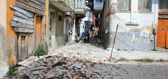 Earthquake in Greece: Woman killed on island of Lesbos | syracuse.com - syracuse.com
