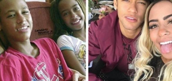 Famosos antes e depois da fama (Foto: Reprodução)