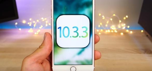 iOS 10.3.3 - YouTube/EverythingApplePro Channel