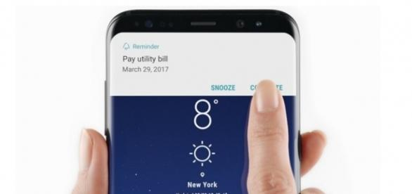 More Bixby features arrive on Galaxy S8 (Image Credit: Samsung)