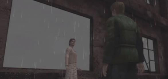 One morbid theory about 'Silent Hill 2' involves James and Mary's body (image: YouTube/theRadBrad)