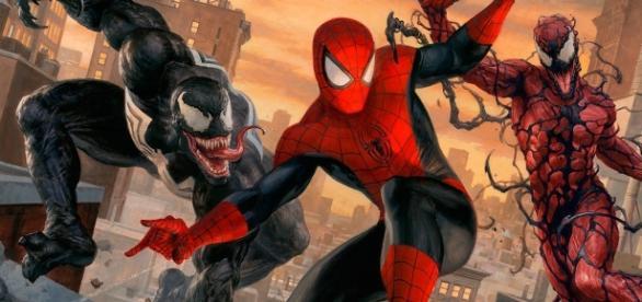 'Venom' é da mesma realidade do Homem-Aranha no cinema. (Foto: Reprodução)