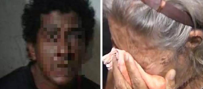 Irmão estupra irmãs velhinhas na Bahia e o que elas viram é horrendo