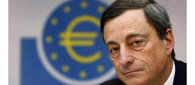 Soldi-fiume dalla BCE: il piano segreto di Mario Draghi