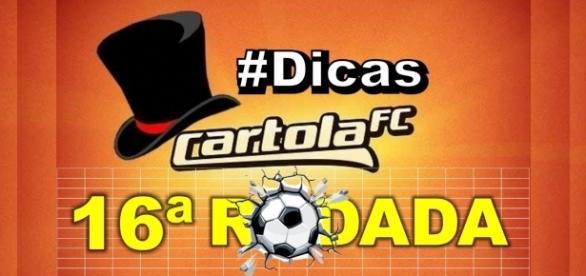 Cartola FC, 16ª rodada, confira as melhores dicas