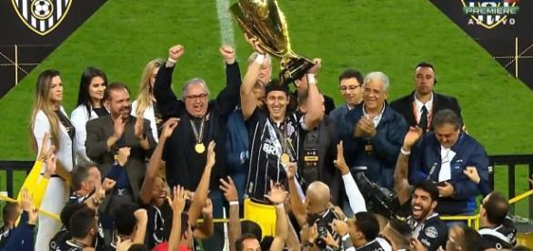 Corinthians é o atual campeão paulista