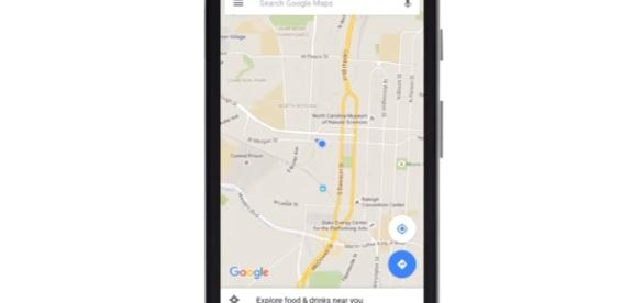 Getting Directions with Google Maps Android - Image - AARP Academy | YouTube