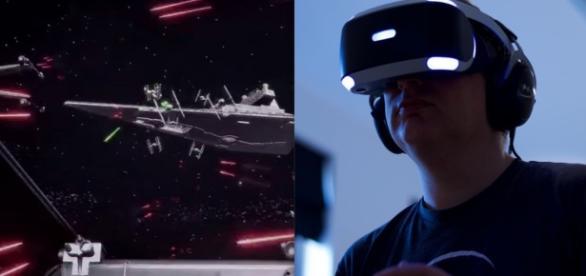 New Star Wars VR via Flickr at Disney Springs
