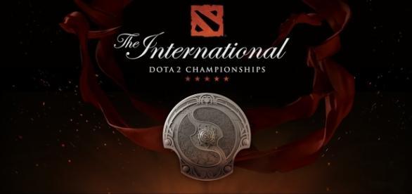 "The ""DOTA 2"" International (Image Source: YouTube/dota2)"