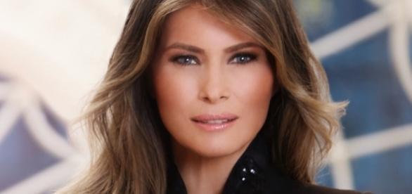 U.S. First Lady Melania Trump (Photo credit: WhiteHouse.gov)