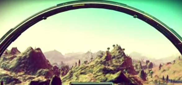 Waking Titan site mysteriously goes live ahead of 'No Man's Sky' Update 1.3. HelloGamesTube/YouTube
