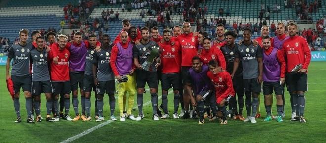 Benfica, 0 - Hull City, 1: Resumo do jogo de pré-temporada