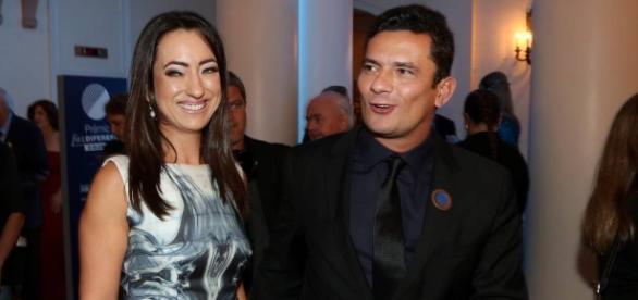 Advogada, mulher de Sergio Moro, enaltece o respeito do juiz