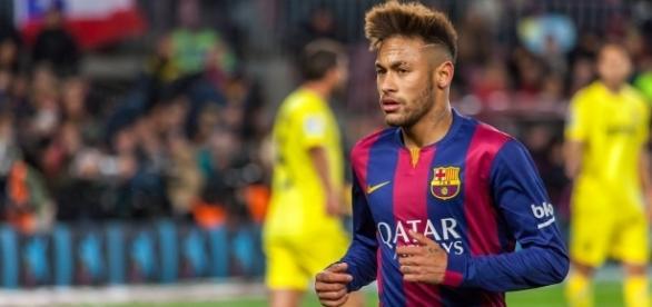 Barcelona player Neymar   .wikimedia.org/wikipedia commons