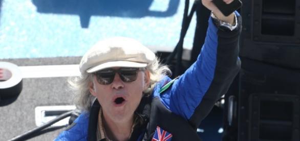 Bob Geldof abuses hard working fisherman as his flotilla attracts ... - thesun.co.uk