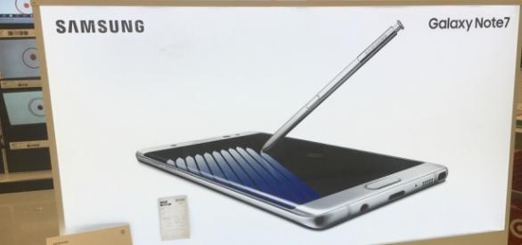 Galaxy Note 8 S-Pen leaks / Photo via Mike Mozart, Flickr