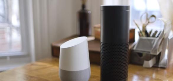 Google Home and Amazon Alexa-The Verge-Youtube sceenshot