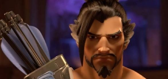 "Hanzo is among the most difficult heroes to use in ""Overwatch"" (via YouTube/PlayOverwatch)"