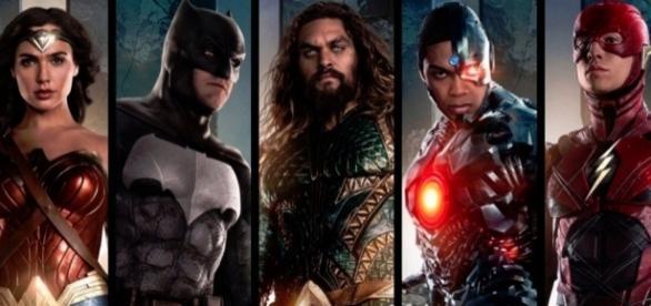 Liga de la Justicia revela en la Comic-Con un amplio vistazo de lo que nos tiene preparado para el otoño (foto: heroichollywood)