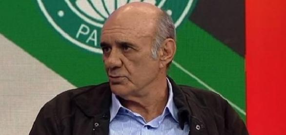 O ex-arqueiro Waldir Peres jogou 617 partidas com a camisa do São Paulo em 11 anos no Morumbi