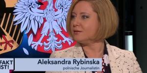 Polska dziennikarka w formie! (twitter.com).