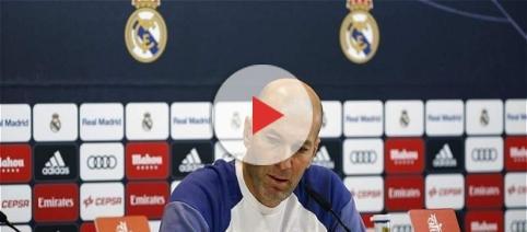 Zidane busca un delantero para el Real Madrid