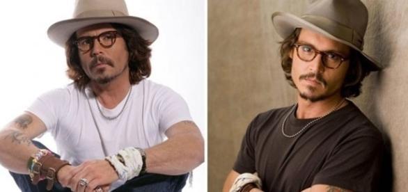 As semelhanças são incríveis ( Foto - Reprodução )