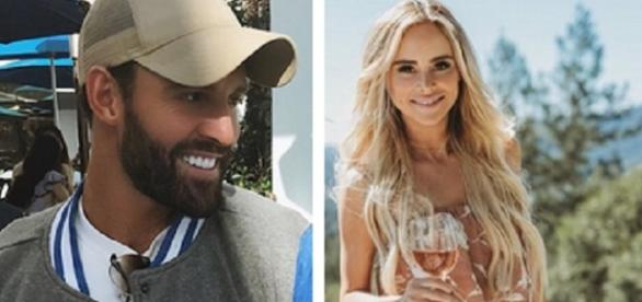 'Bachelor in Paradise' season 4's Robby Hayes and Amanda Stanton. (Photo credit: Instagram)