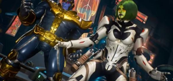 "Capcom has introduced four more playable characters and last infinity stones in ""Marvel vs. Capcom Infinite."" Marvel vs Capcom/YouTube"