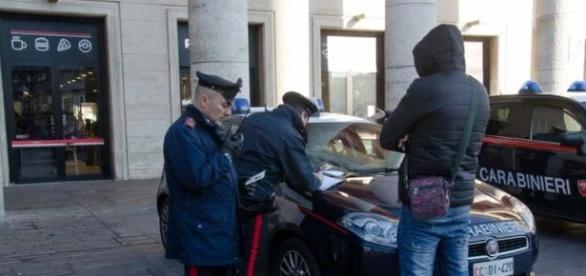 Carabinierii di Padova pusi in dificultate