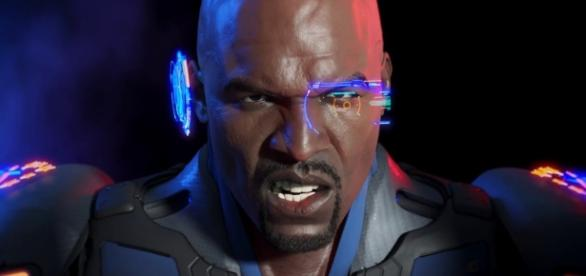 'Crackdown 3': Terry Crews character revealed in the latest video(Microsoft/YouTube Screenshot)