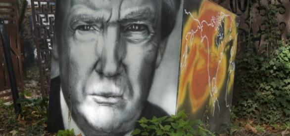 Donald Trump, painted portrait _DDC9081 | Free download of t… | Flickr - flickr.com