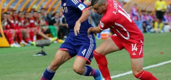 Honda slams 'basketball' referee after win over Palestine | The ... - japantimes.co.jp