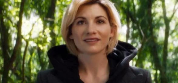 "Jodie Whittaker named the first female ""Doctor Who"" - Doctor Who (via YouTube - BBC)"