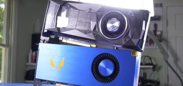 Nvidia vs AMD-Gamers Nexus-YouTube screenshot