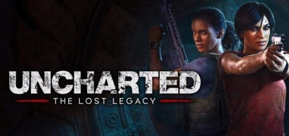 'Uncharted: The Lost LEgacy' follows Nadine and Chloe on one final adventure (image source: YouTube/RobinGaming)