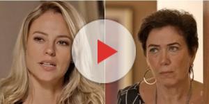 Jeiza e Silvana em 'A Força do Querer'. ( Foto: Google)
