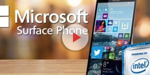 El Microsoft Surface Phone podría tener una conectividad LTE y se espera que el teléfono inteligente sea el dispositivo más seguro del mundo