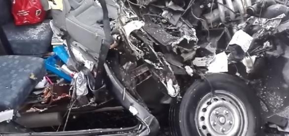Accident în Ungaria: Trei români AU MURIT şi alţi şase sunt răniţi