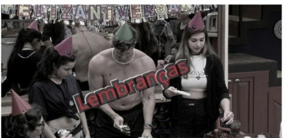 As lembranças do 'Big Brother Brasil' ainda emocionam a campeã Emilly Araújo (Foto: Reprodução/ Montagem)