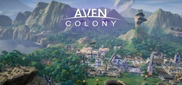 Aven Colony Launch Trailer from YouTube/Team17