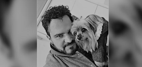 Cantor Luciano perde seu cão. ( Foto: Reprodução/Instagram)
