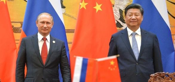 China, Russia Join Forces To Wipe Out U.S. Dominance - valuewalk.com
