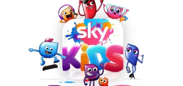 Die Sky Kids App und das Familienprogramm wird wieder stärker beworben / Foto: Sky