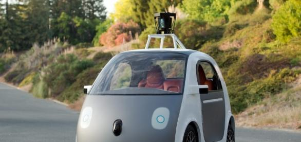 Driverless car (Smoothgrove72 Flickr)