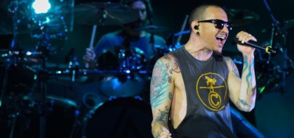Vocalista do Linkin Park sofreu abuso sexual quando era mais novo (Foto: Reprodução)