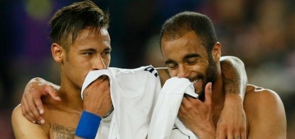 Lucas veut Neymar à Paris - Football - Sports.fr - sports.fr