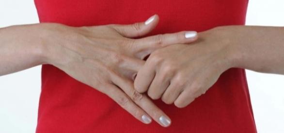 O dedo do meio e o sentimento de raiva