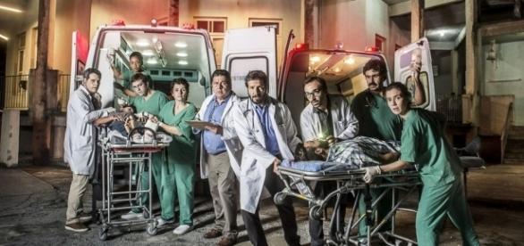 Sob Pressão': Nova série que estreia hoje, 25 de julho, na Rede Globo de Televisão - Foto: Globo